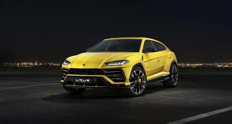 2019 Lamborghini Urus Exterior - image 749812