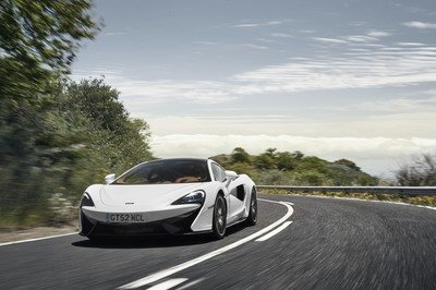 McLaren 570GT Gets More Dynamic and Precise with New Sport Pack - image 757586
