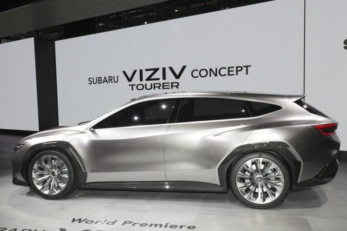 The All-New 2020 Subaru Outback is Coming to New York - Can it Take the Market by Storm? Exterior - image 772299
