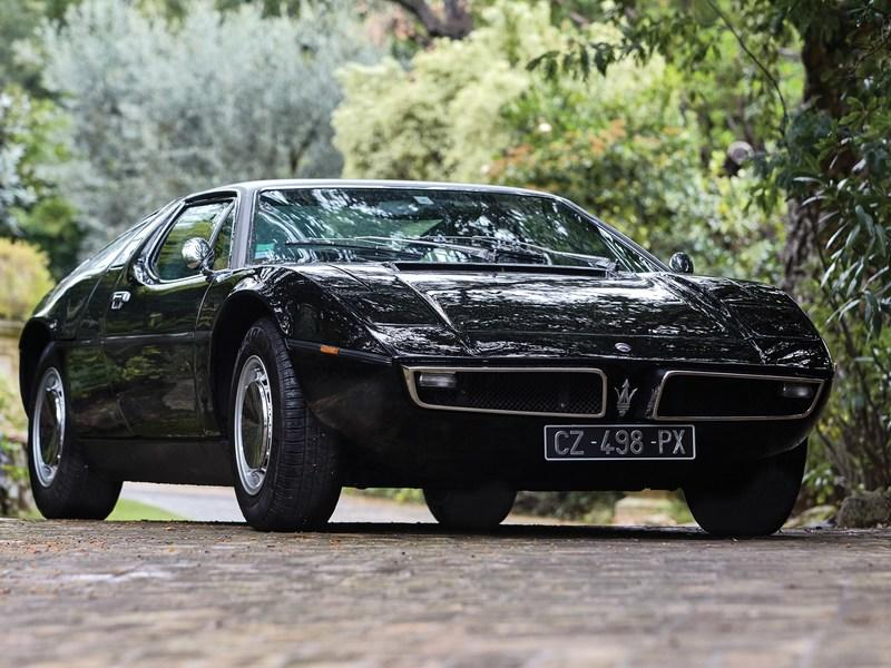 1975 Maserati Bora 4.7 - image 797285