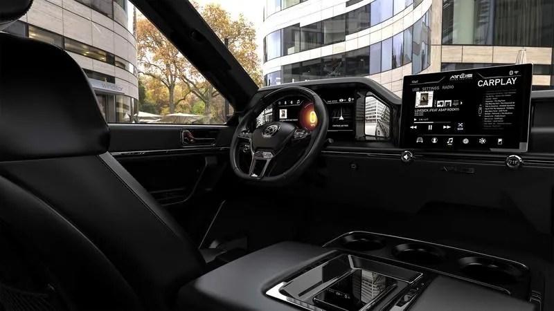 2020 Atlis XT Electric Truck Top Speed