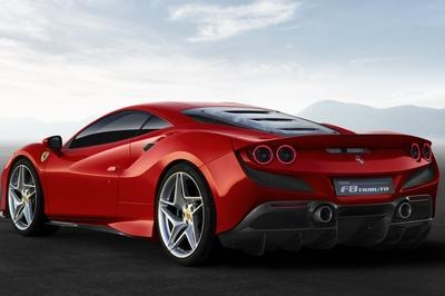 2020 Ferrari F8 Tributo Top Speed