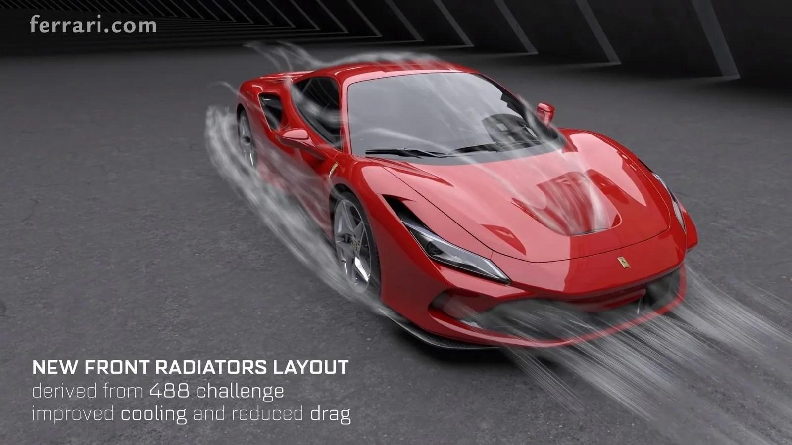 Ferrari Cars Replacement