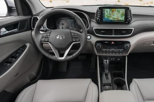 Hyundai Gives The 2020 Tucson A Stiffer Chassis, Sportier ...