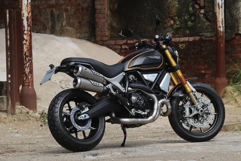 2018 2020 Ducati Scrambler Sport 1100