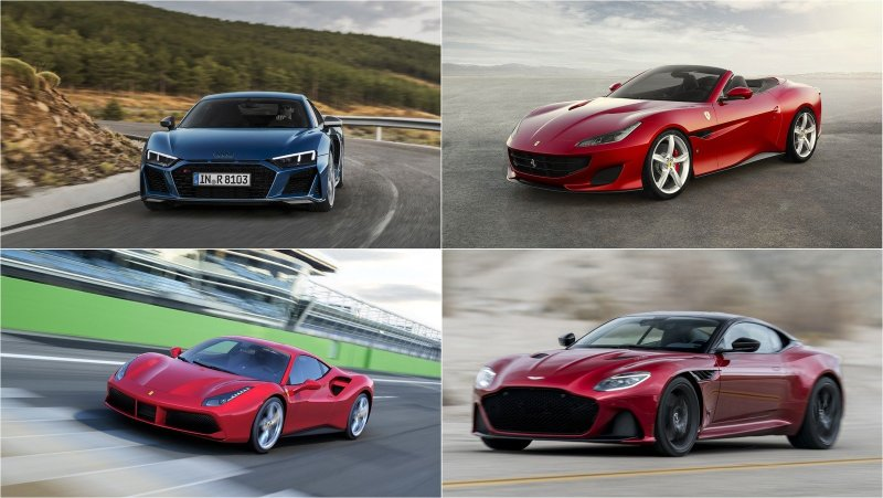 Corvette Top Speed 2020.10 Cars That Prove That The 2020 Chevy C8 Corvette Is A Better Value