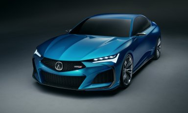 Does The Acura Type S Concept Make A Good Case For Revival Of Acura's Performance Arm? @ Top Speed