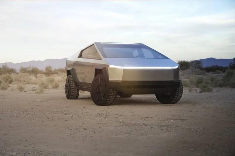 2021 Tesla Cybertruck Exterior - image 873127