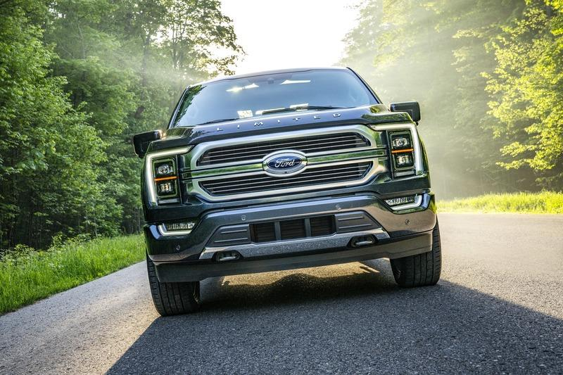 Ford Announces The Power Output Figures For Every Engine Option On The 2021 F-150 Exterior - image 915461
