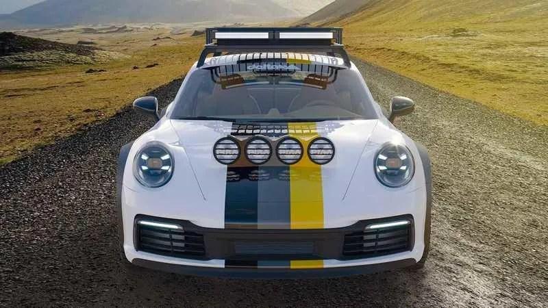 2021 Porsche 911 Dakar by Delta4x4 Exterior - image 922463