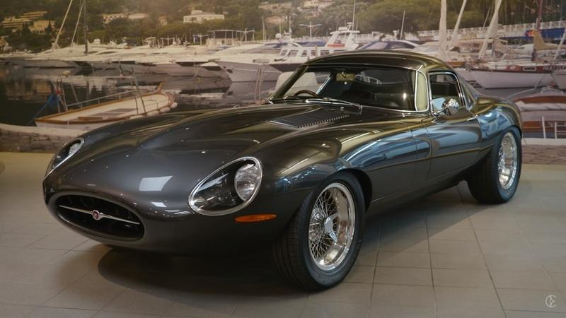 The Eagle E-Type Is Considered One of the World's Most Beautiful Cars - This is How It's Built - image 921196