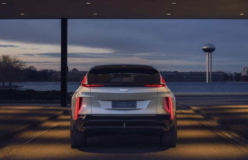 2023 Cadillac Lyriq EV – Futuristic Styling and Tech That Won't Make It To Production Exterior - image 927137