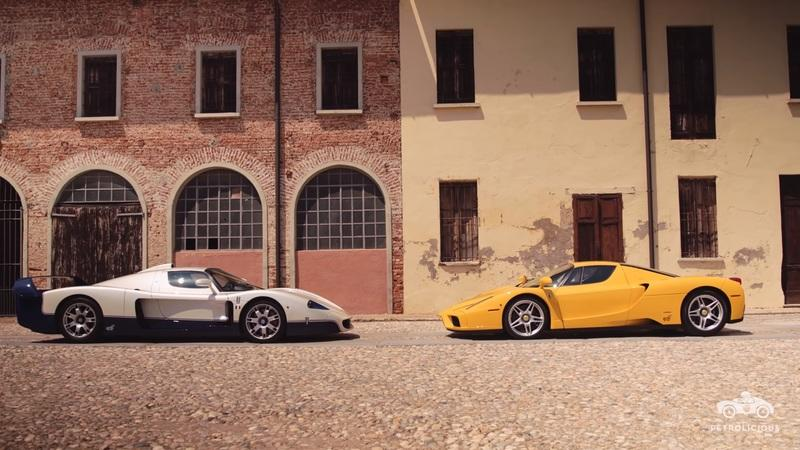 This Video About the Maserati MC12 Will Remind You Of Better Times - image 937754