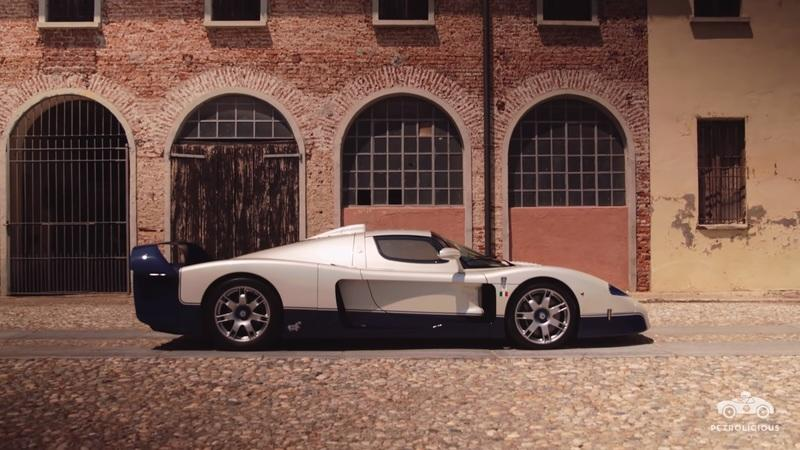 This Video About the Maserati MC12 Will Remind You Of Better Times - image 937755