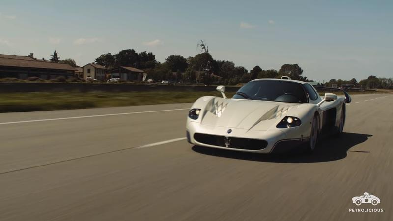 This Video About the Maserati MC12 Will Remind You Of Better Times - image 937746