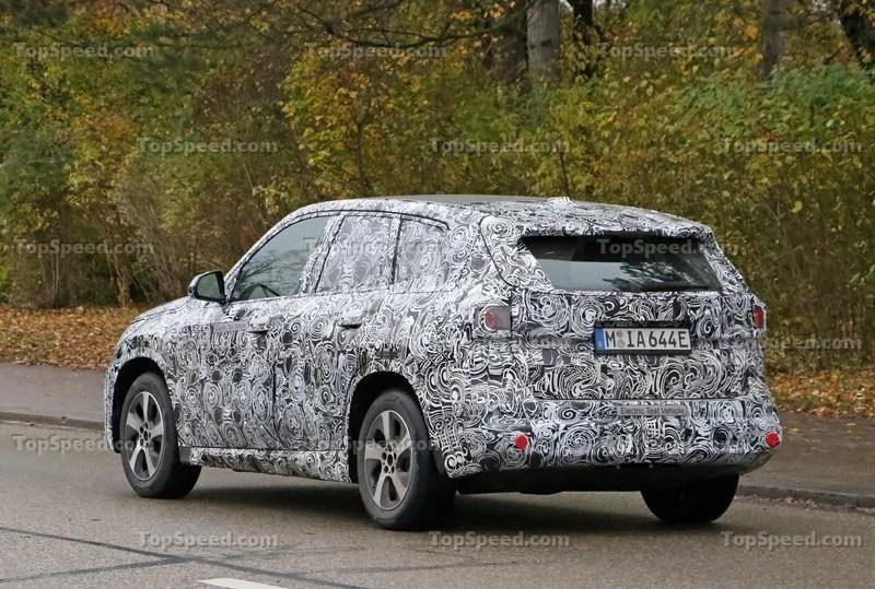 2022 BMW iX1 Exterior Spyshots - image 946168
