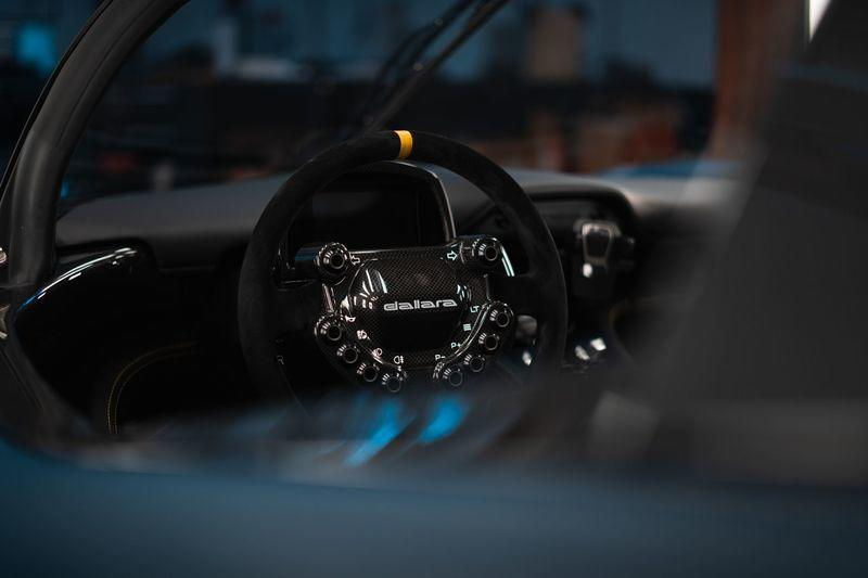 Garage Italia Just Made the Dallara Stradale Jet-Tastic Interior - image 948146