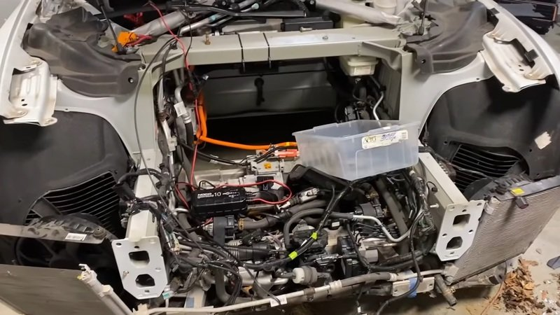 This V-8 Tesla Swap Came Together Quite Nicely - image 961850