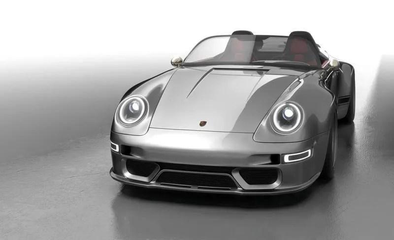 2021 Porsche 993 Speedster by Gunther Werks Exterior - image 972935