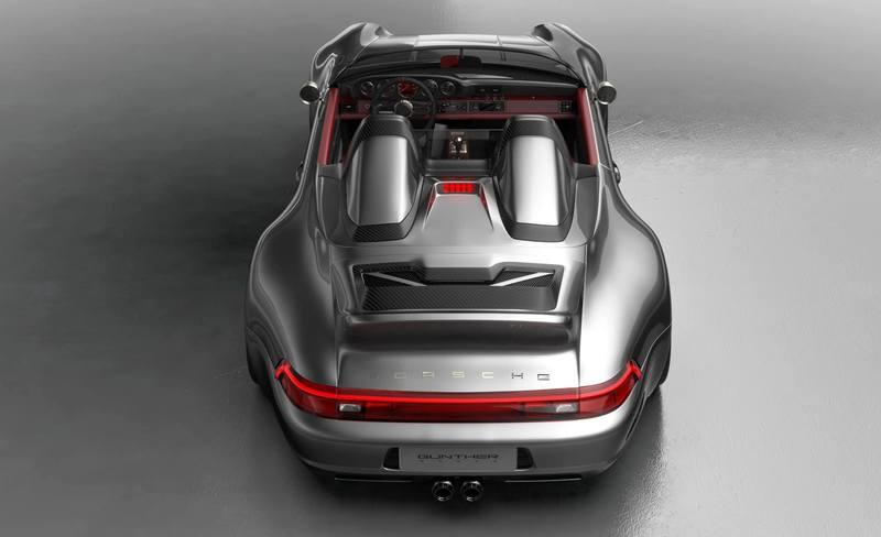 2021 Porsche 993 Speedster by Gunther Werks Exterior - image 972936