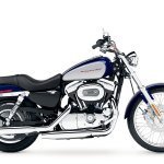 2006 Harley Davidson Xl 1200c Sportster 1200 Custom Top Speed