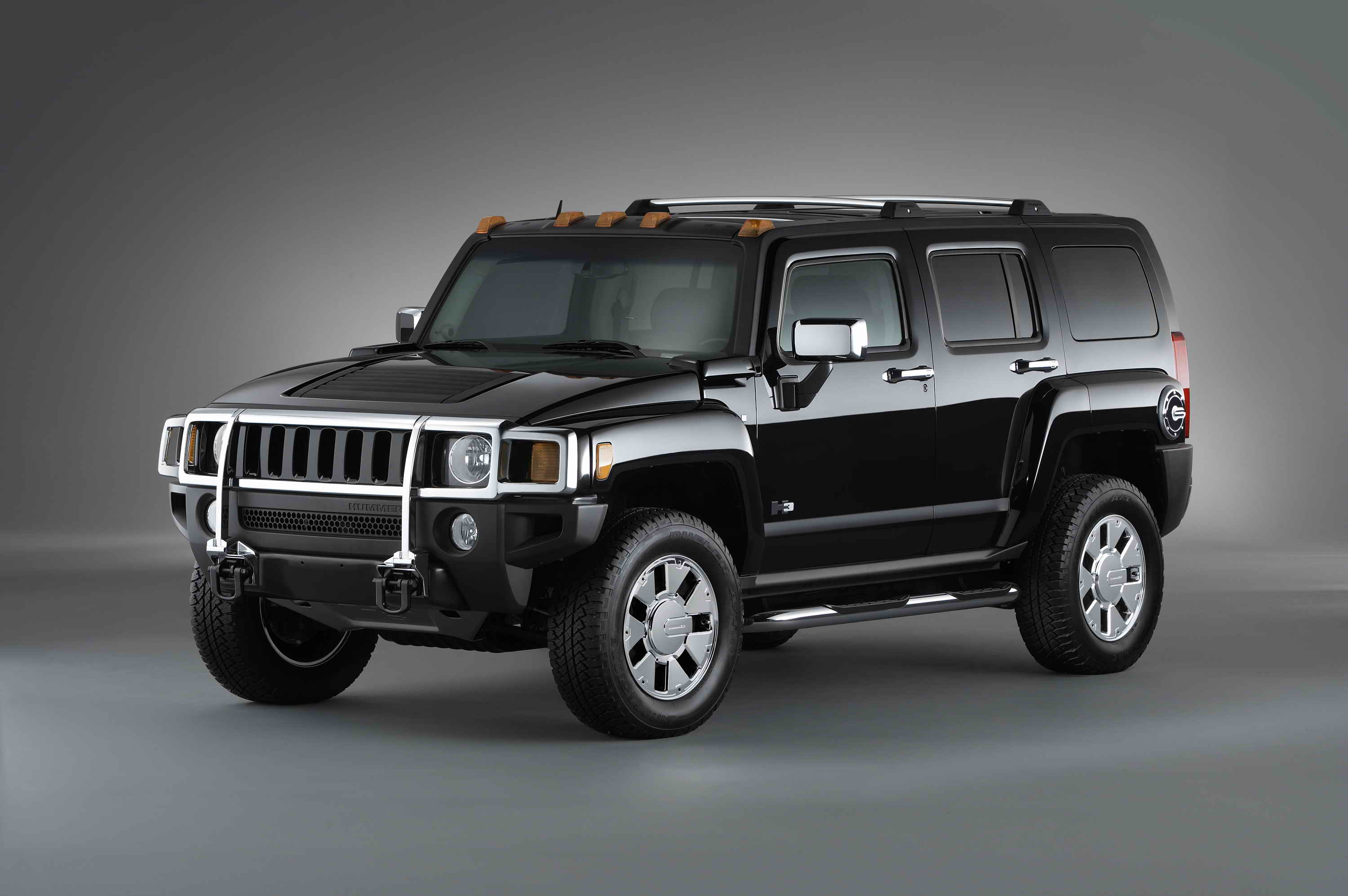 HUMMER H3 In Russia News Gallery Top Speed