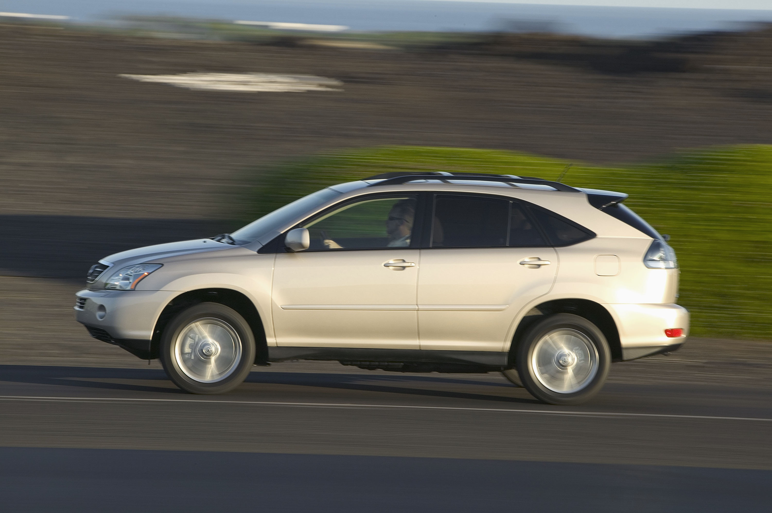 2007 Lexus RX 400h Review Top Speed