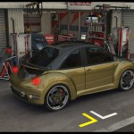 Vw New Beetle Goodwood From Jrd Tuning Top Speed