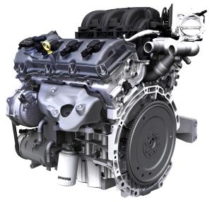 Ford's Duratec 35 Engine (V6 35) | Top Speed