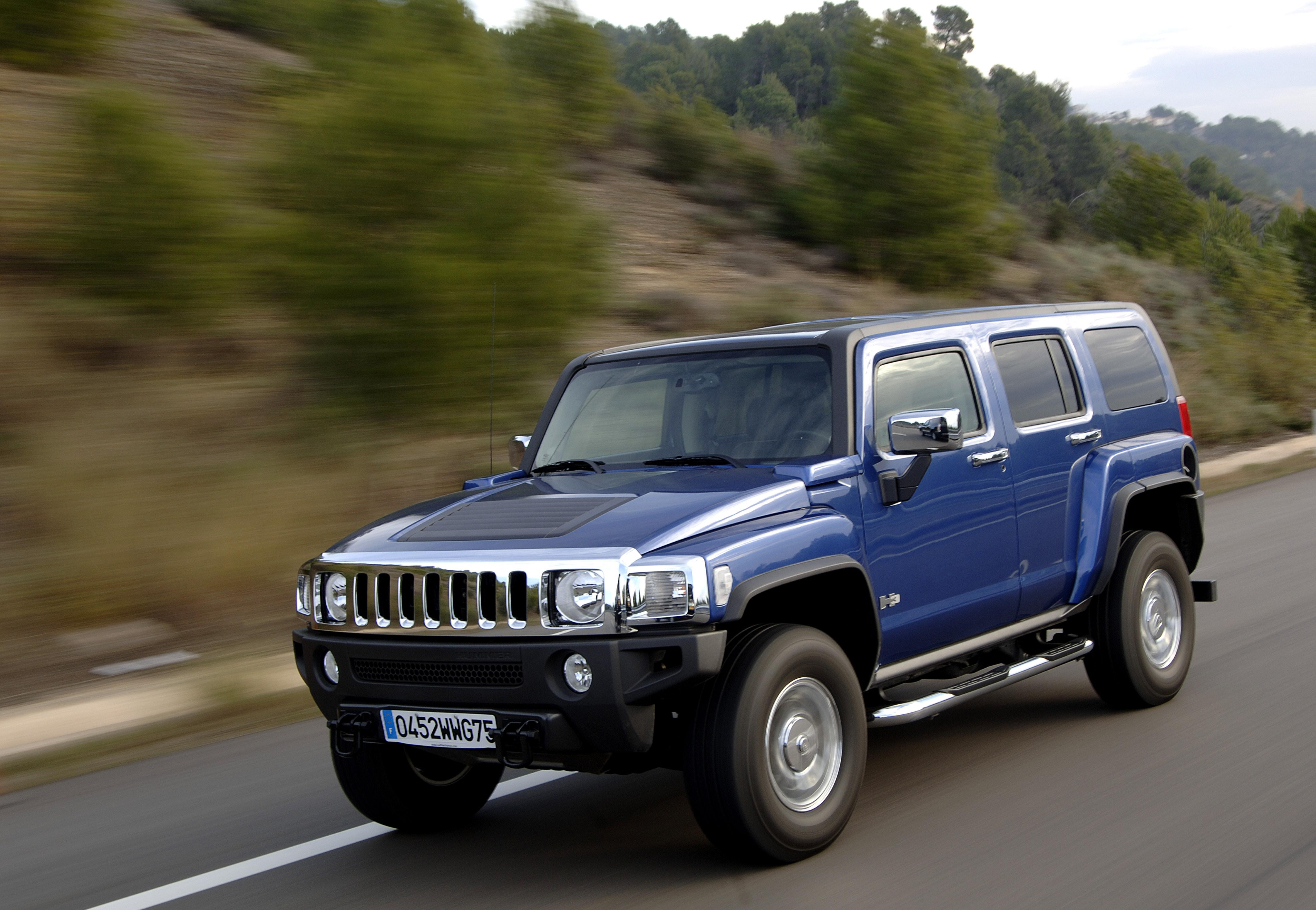 2007 Hummer H3 Review Top Speed