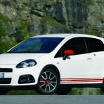 2008 Fiat Grande Punto Abarth Top Speed