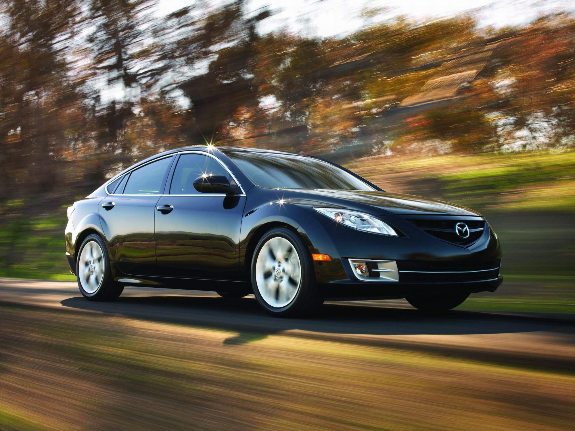 2009 Mazda6 Pricing Announced Top Speed