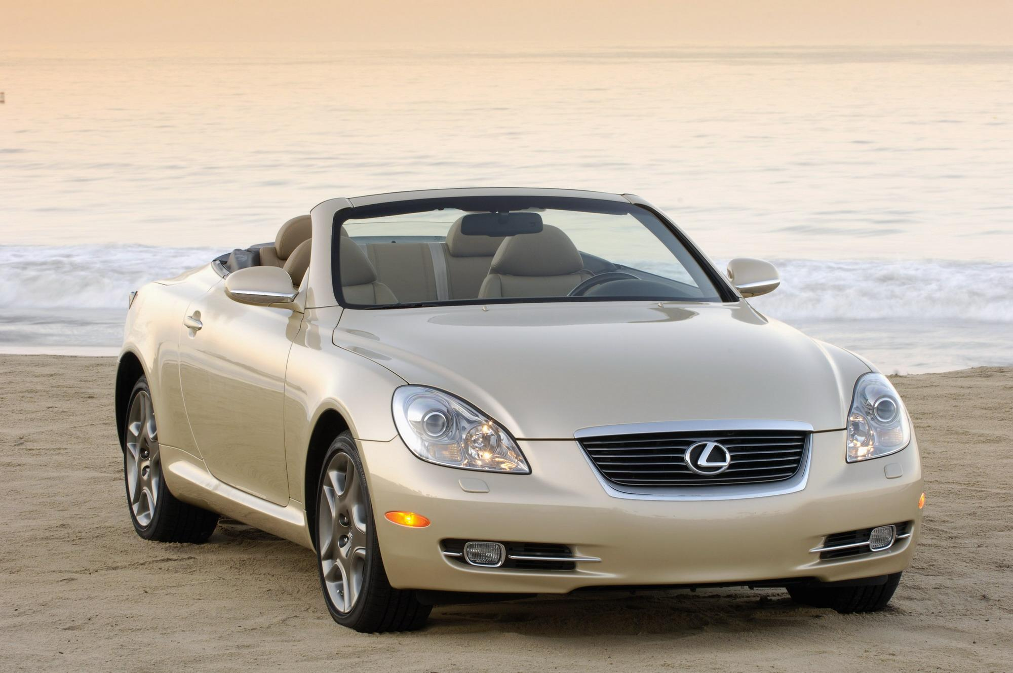 Lexus Announced Increased Prices Four 2009 Models News