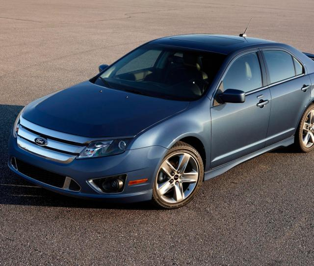2010 Ford Fusion Top Speed