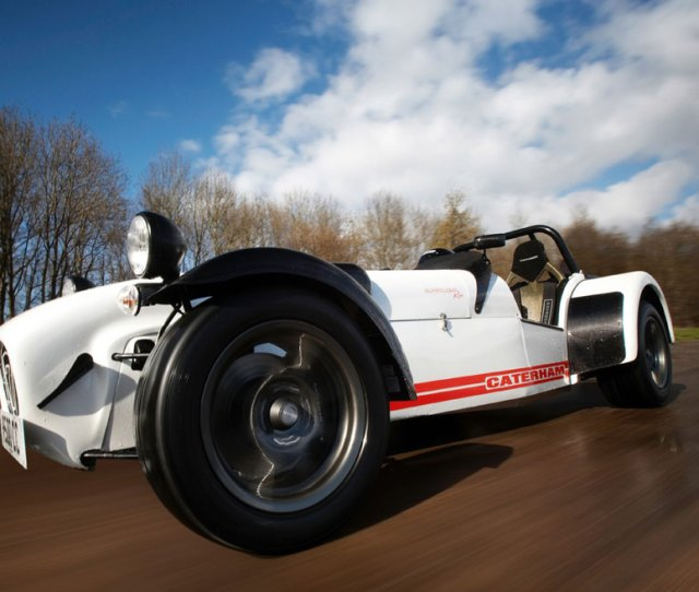 Caterham R Top Gear Tv  Car Of The Year Top Speed