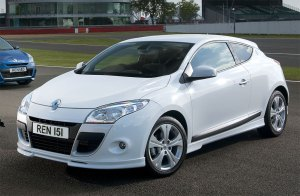 2009 Renault Clio And Megane World Series   Top Speed