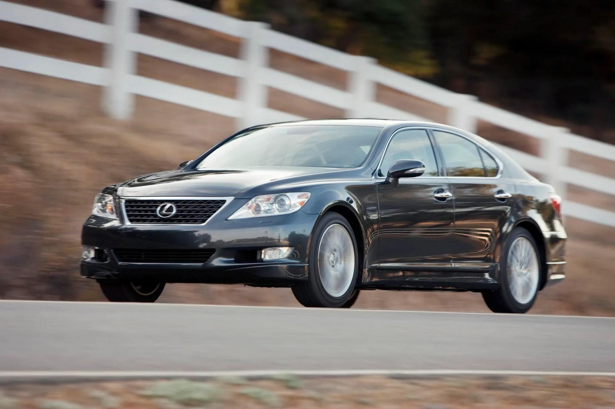 2010 Lexus LS 460 Review Top Speed