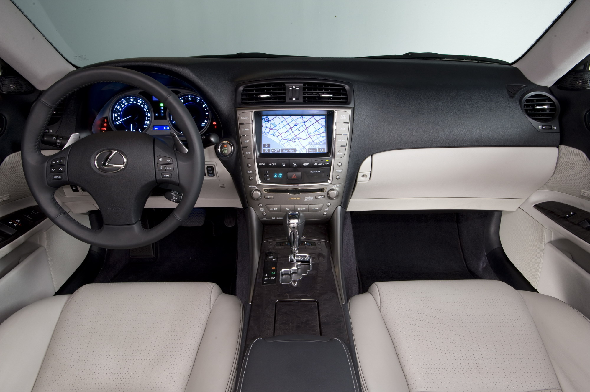2010 Lexus IS Review Top Speed