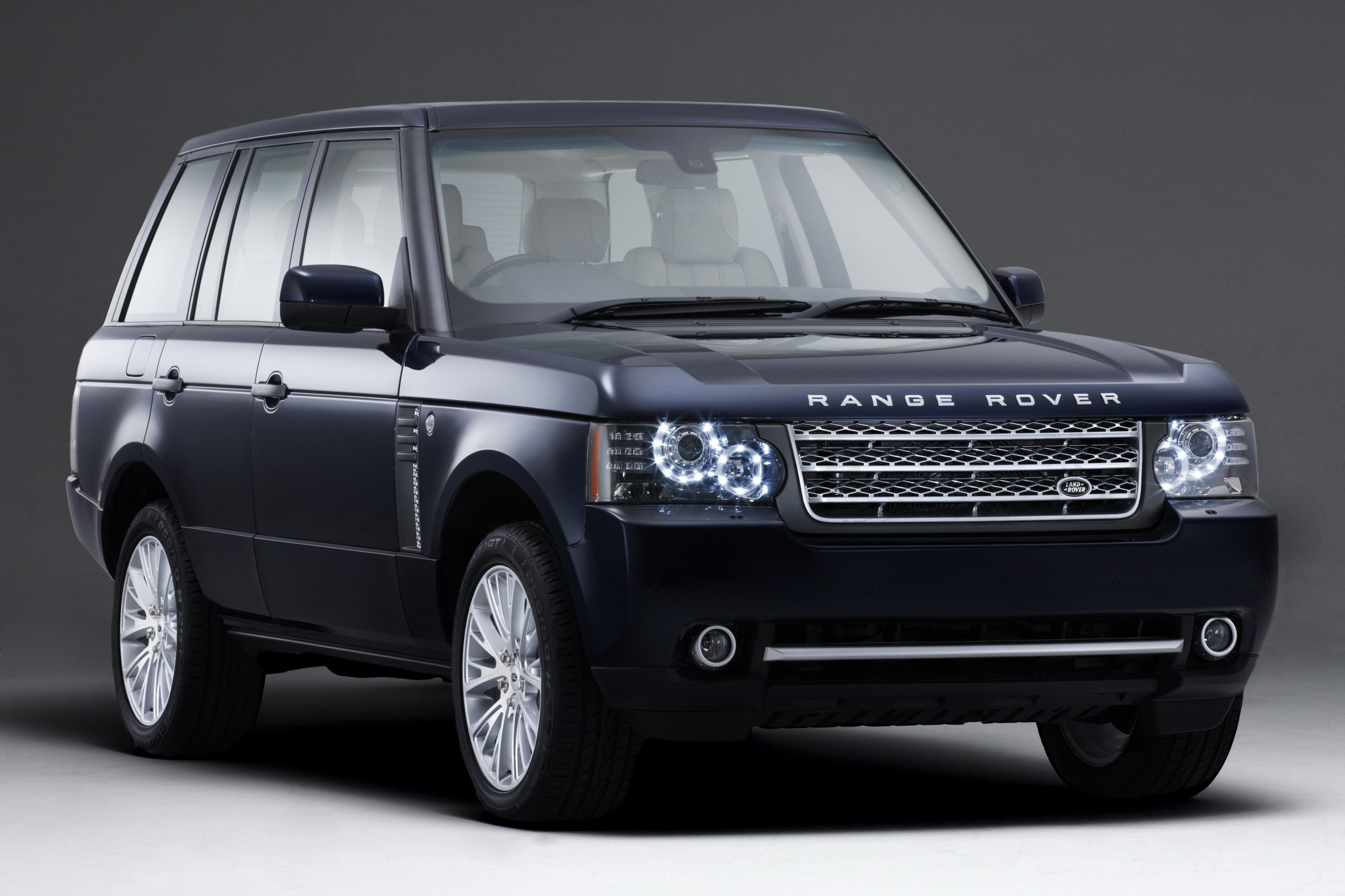 Range Rover TDV8 Not ing To USA News Gallery Top Speed
