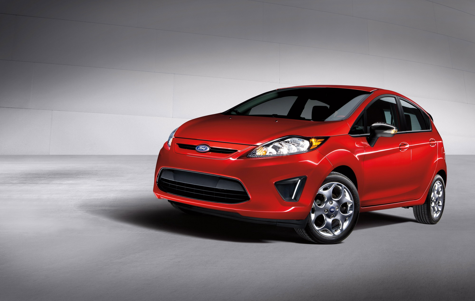 2012 Ford Fiesta Personalization Packages Top Speed