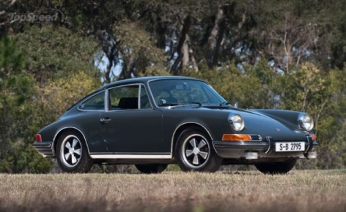 1970 Porsche 911S owned by Steve McQueen picture - doc396517