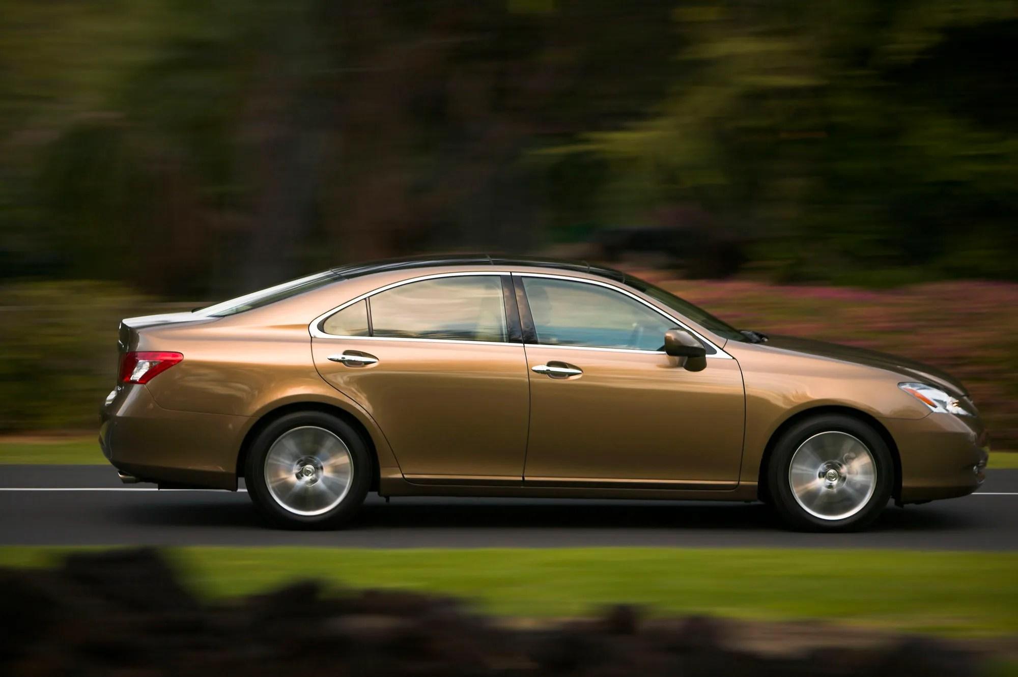 2007 2012 Lexus ES 350 Review Top Speed