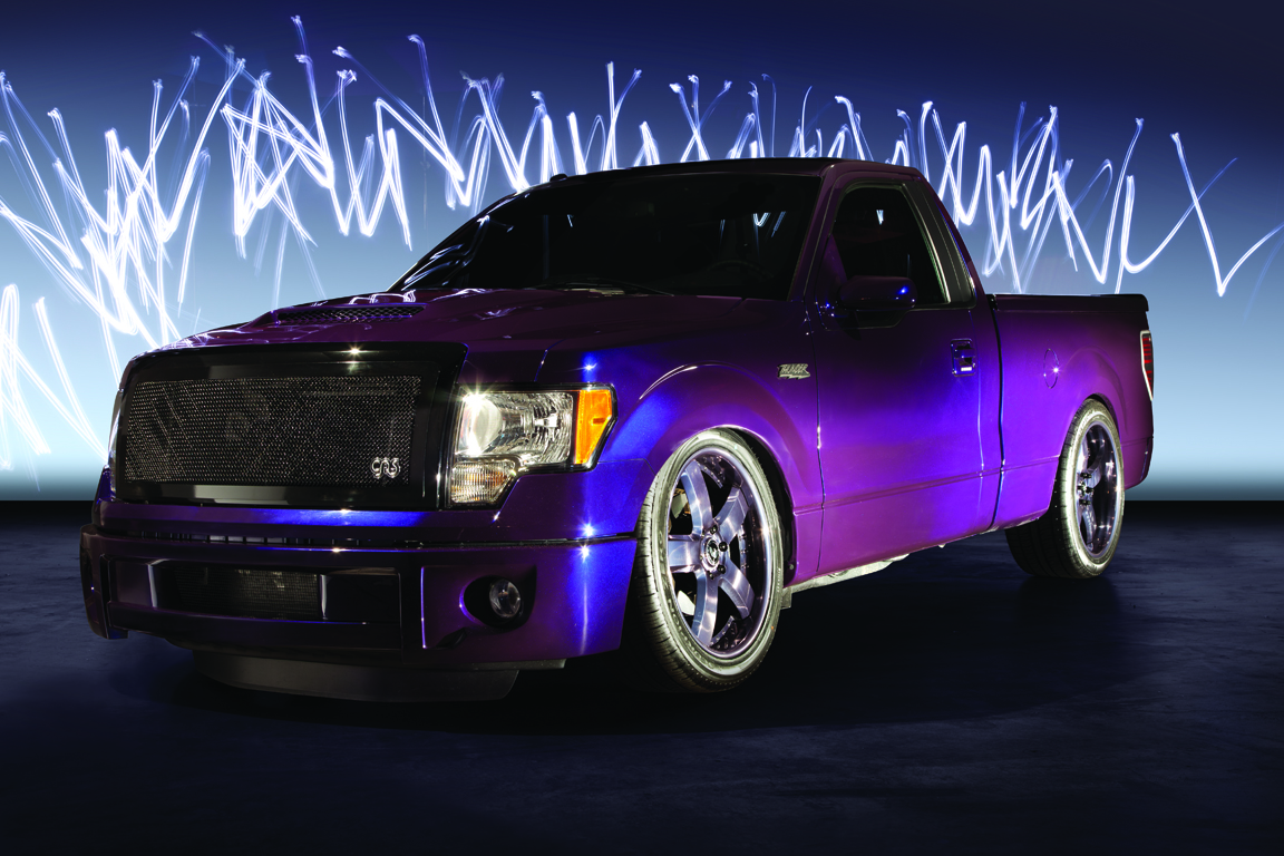 2012 Ford F 150 Thunder By Galpin Auto Sports Review Top