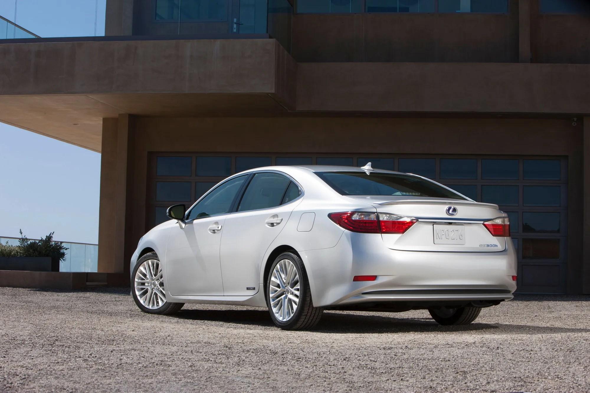 2013 Lexus ES Review Top Speed