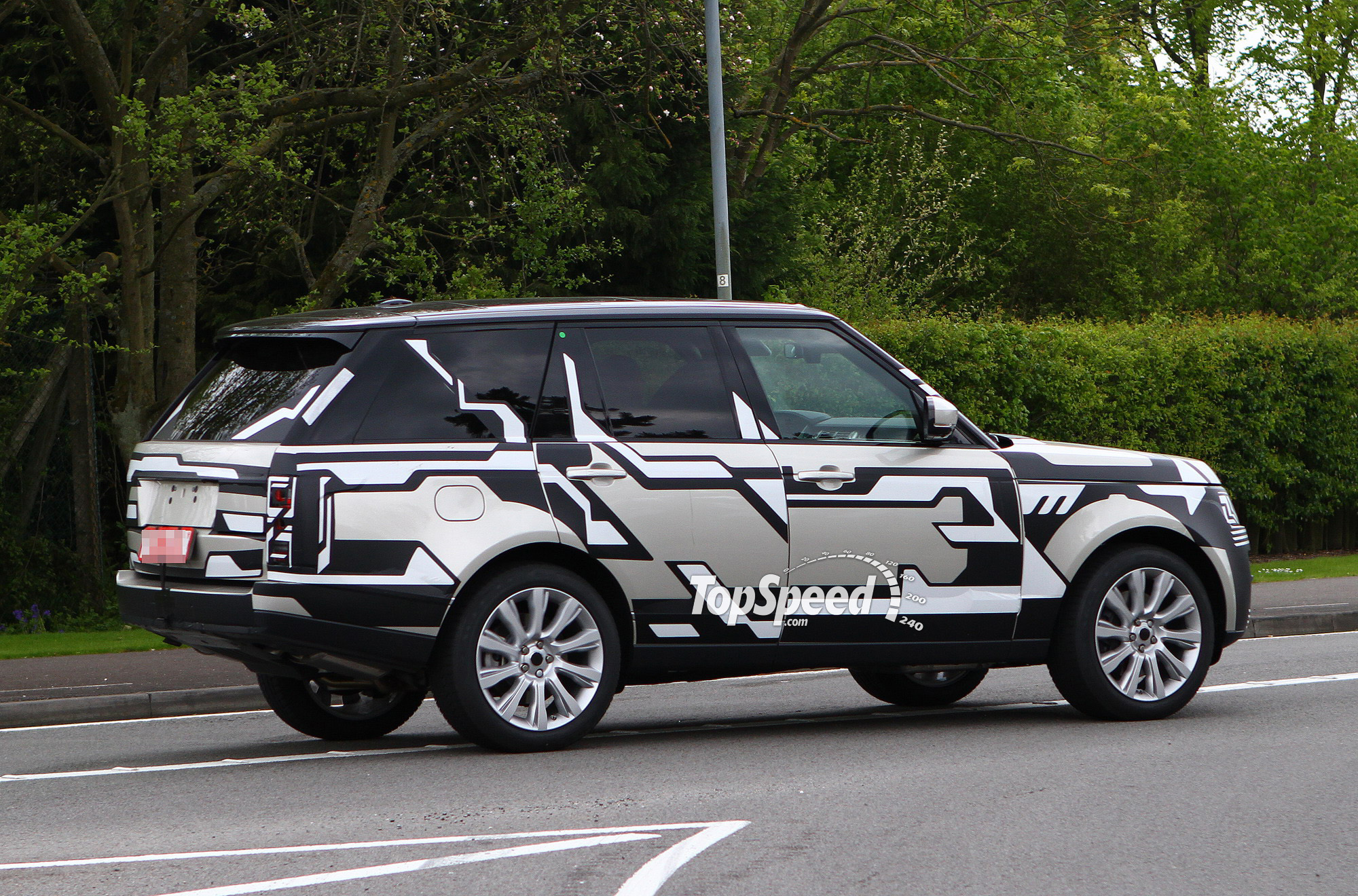 2013 Land Rover Range Rover By Lumma Design Review Top Speed