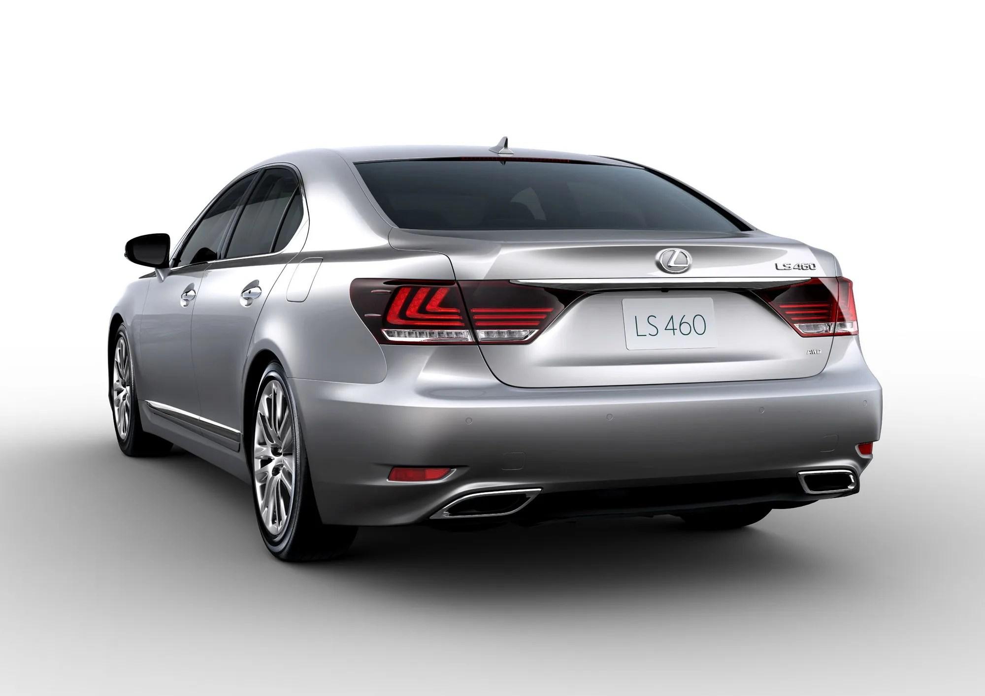 2013 Lexus LS460 Review Top Speed