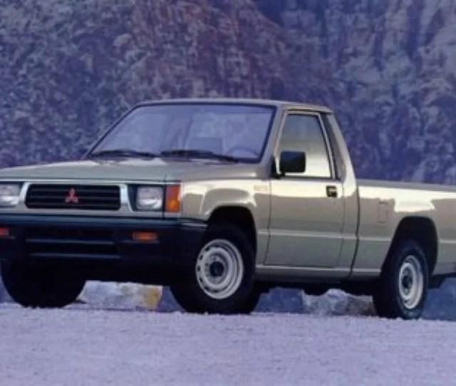 Mitsubishi Mighty Max Top Speed