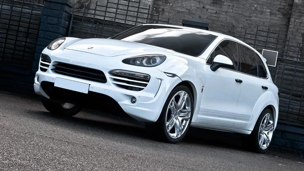 2013 Porsche Cayenne Supersport Wide Track By Kahn Design