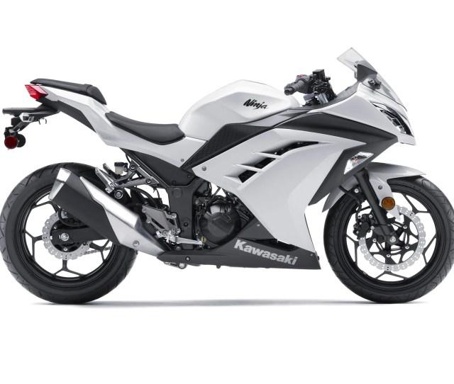2013 Kawasaki Ninja 300r Top Speed