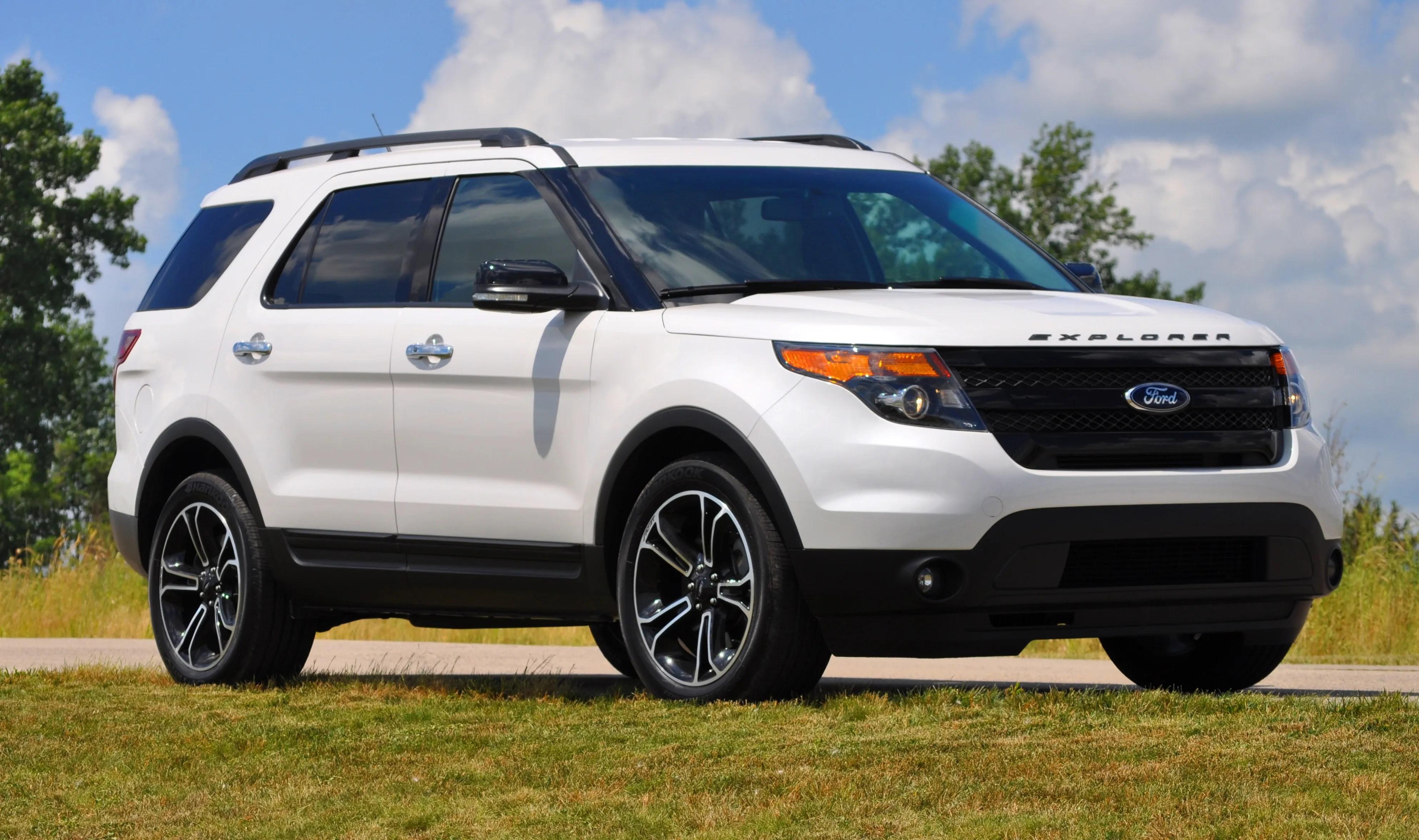 2014 Ford Explorer Sport Gallery 516945